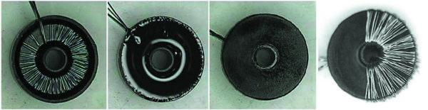 Конструкция трансформатора с сердечником в горшке