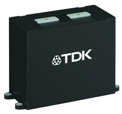 Серия высокочастотных силовых конденсаторов — специальная разработка компании TDK для нового поколения полупроводников