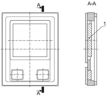 Корпус SMD с теплорастекателем