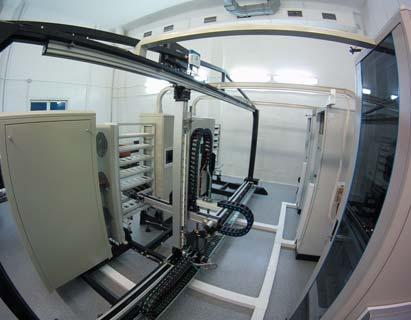 Автоматизированный комплекс измерения модулей