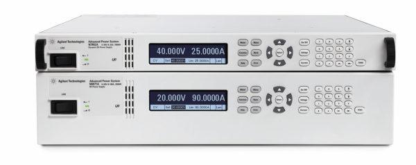 Источник питания постоянного тока серии Agilent Advanced Power System N7900