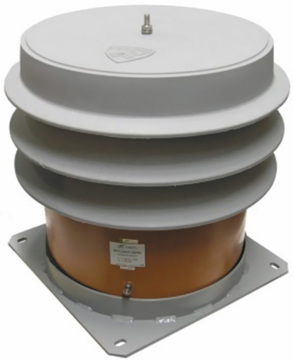 Высоковольтный фильтр для локомотива мощностью 7,5 МВт (напряжение пробоя фильтра 60 кВ)