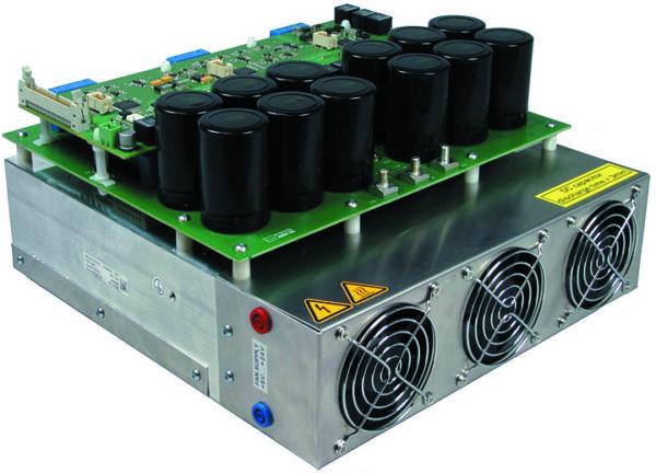 Сборка 3L NPT-инвертора на базе модуля SKiiP 28MLI 06R6
