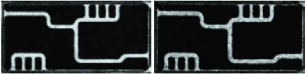 Состояние керамического материала на основе Si3N4 после более чем 5000 термоциклов. Повреждений не выявлено