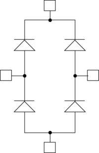 Диодные SiC-модули (4 диода)