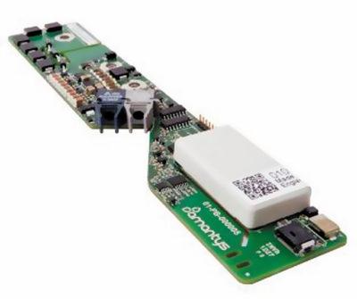 Внешний вид драйвера управления затвором для IGBT-модулей на напряжение 3,3 кВ