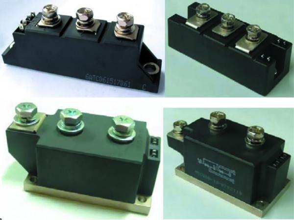 Тиристорные модули на ток до 110 А, до 182 А, до 1200 А