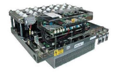 Силовая IGBT-сборка ModSTACK для размещения в шкафу шириной 800 мм