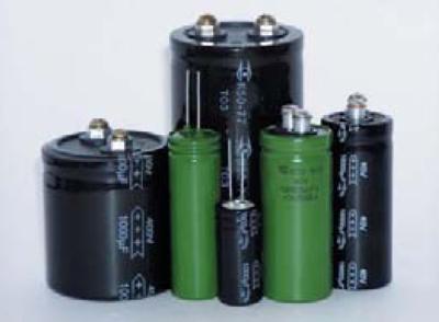 Высоковольтные алюминиевые электролитические конденсаторы