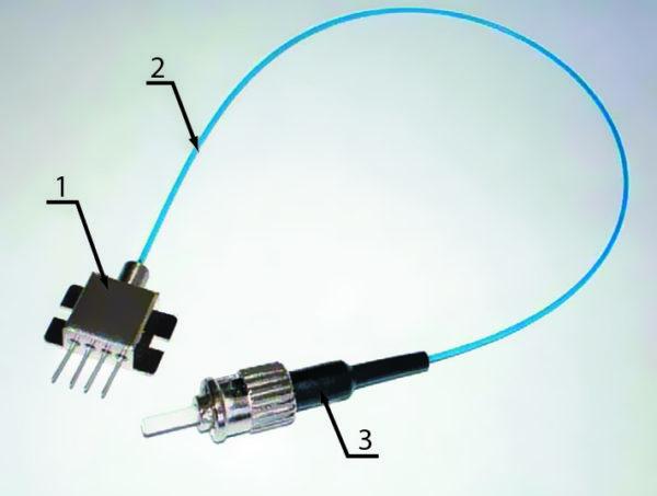 Лазерный диод (внешний вид)