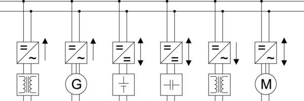 Блок VECTOPOWER при различных применениях