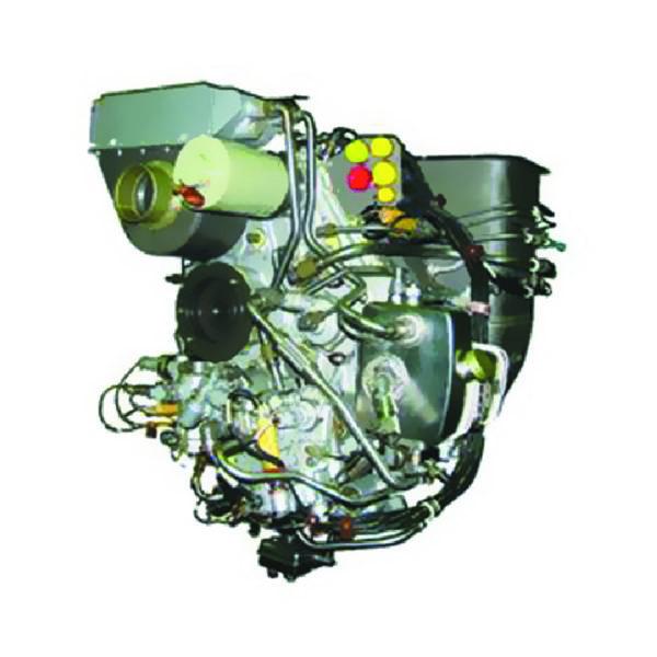 Внешний вид бортовой энергетической установки АИ-450-МС