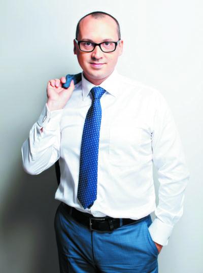 Масим Агеев, руководитель энергетического бюро компании Schneider Electric
