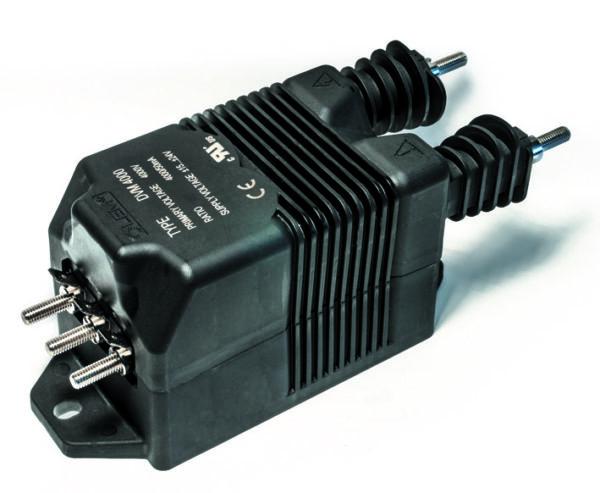 Датчик напряжения серии DVM для измерения напряжения от 600 до 4200 VRMS