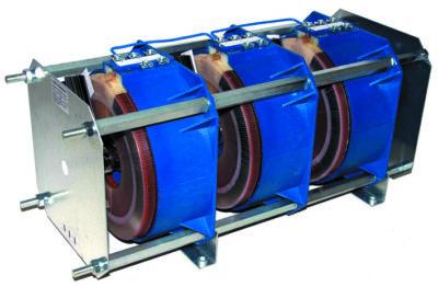 Трехфазный автотрансформатор серии DSS