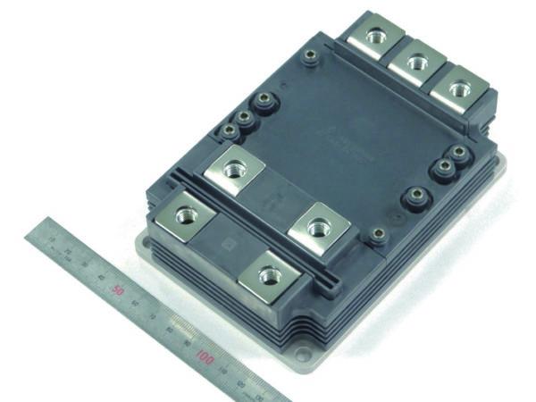 3,3-кВ/750 А SiC-модуль в корпусе LV100