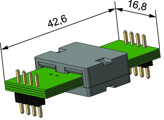 Конструктивная модель планарного трансформатора