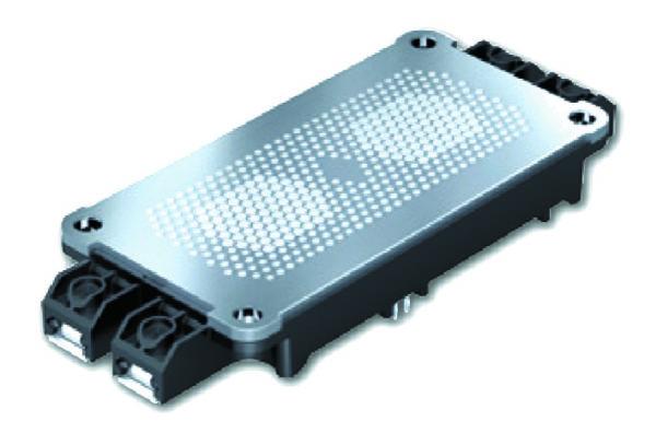 Модуль SEMiX с нанесенным теплопроводящим материалом с изменяемым фазовым состоянием