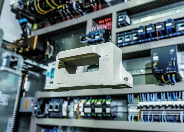 Точный датчик тока прямого усиления с элементом Холла