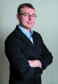 Алексей Александрович Черкасов,  начальник отдела маркетинга