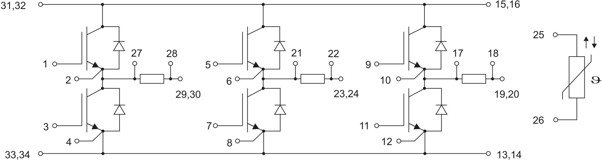 Структура модуля MIPAQ base