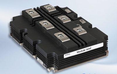 Внешний вид строенного модуля IHV KE3