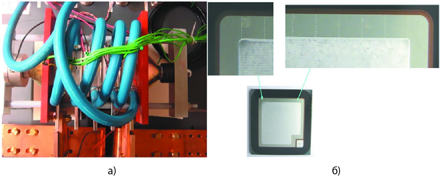 Сборка из трех компонентов для проведения теста термоциклирования