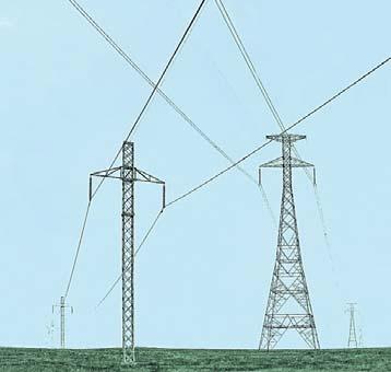 Пересечение двух HVDC-линий