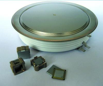 Модуль на 6,5 кВ в корпусе с диаметром электрода 110 мм