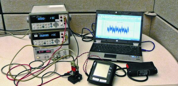 Традиционная схема измерения тока в спящем режиме