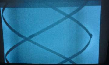 Рентген-снимок предохранителя на этапе контроля сборки