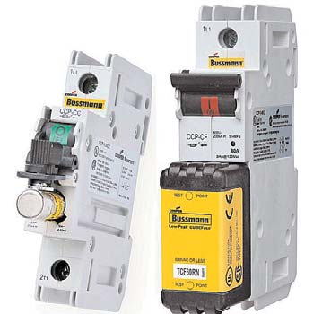 Автоматический выключатель со встроенным предохранителем