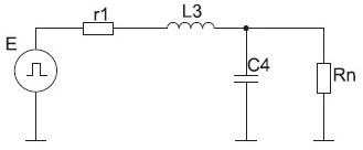 Схема «быстрого» LC-фильтра