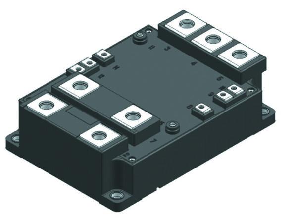 IGBT-модуль увеличенной мощности в новом корпусе