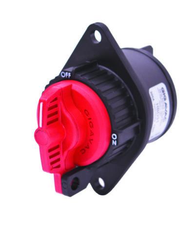 Ручные поворотные переключатели HBD400