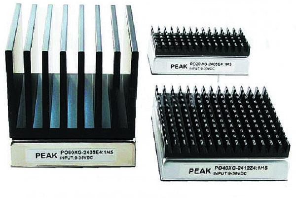 Преобразователи PMO 01 производства PEAK Electronics