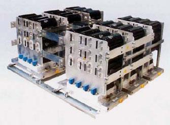 Внешний вид 3-фазного инвертора-конвертора для ветротурбины мощностью 1 МВт