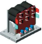 Внешний виц блока конденсаторов SKCB
