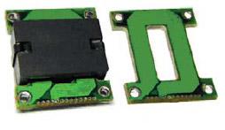 Пример использования многослойной печатной платы в качестве обмотки трансформатора для модуля питания СМПЕ150С
