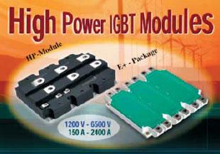 Новые 6-раск модели IGBT