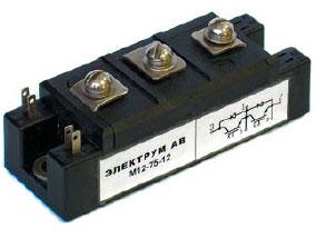 Силовой IGBT- модуль