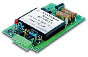 Драйвер IGBT со встроенным DC/DC-преобразователем для управления транзисторами до 2000 Д, 4500 В