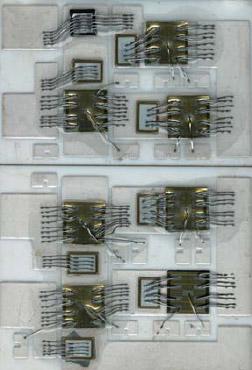 Сборка силовой части трехфазного IGBT-инвертора