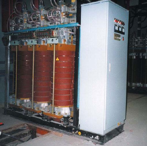 Преобразовательные агрегаты ПТР12500/36 УХЛ4