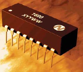 Внешний вид 4-канальных трансформаторов серии 1600