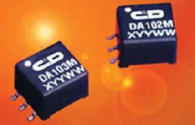 Внешний вид трансформаторов серии DA100