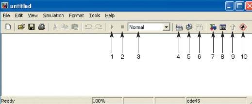 Окно для создания S-модели