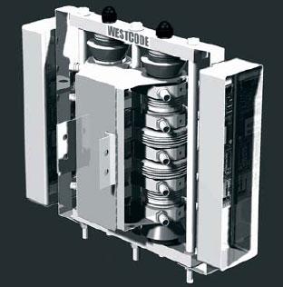 Инвертор H-bridge со схемами управления