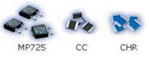 Прецизионные резисторы для поверхностного монтажа