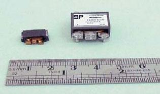Дроссели, выполненные по новой и старой технологии предварительного намагничивания с одинаковыми параметрами